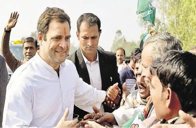 Rahul Gandhi to address farmers' meet in Chhattisgarh today, will distribute loan waiver certificates