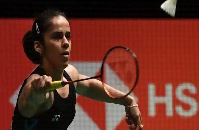 Indonesia Masters 2019: Saina Nehwal claims title as injured Carolina Marin limps out of final