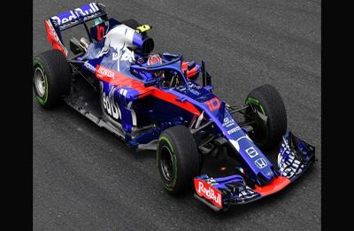 Toro Rosso announces 2019 Formula 1 car launch date