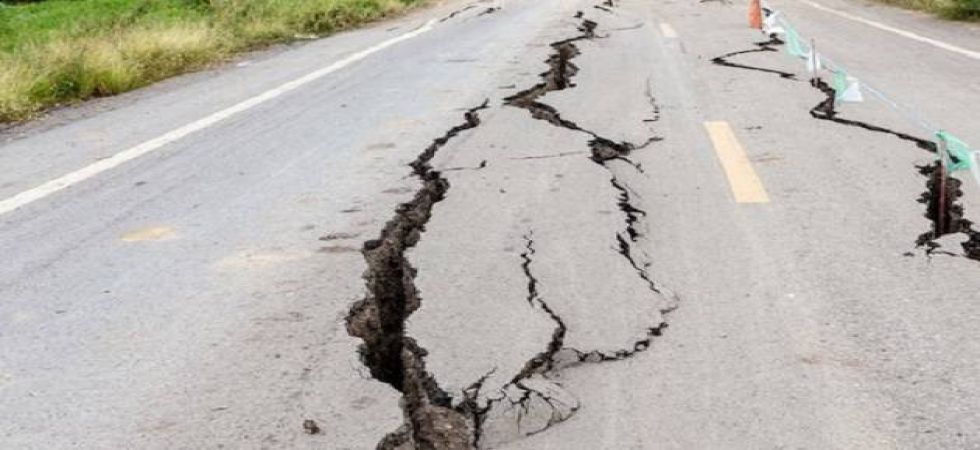 The jolts were also felt in the neighbouring states and Myanmar. (File photo)