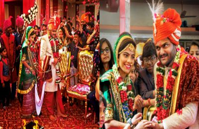 Patidar leader Hardik Patel ties knot with childhood friend at simple temple ceremony