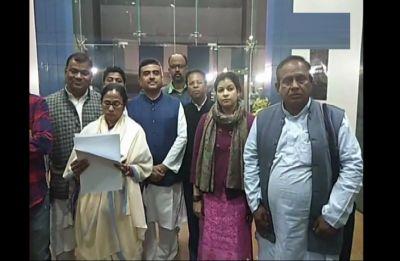 Congress MP Mausam Noor joins Trinamool Congress in Mamata Banerjee's presence