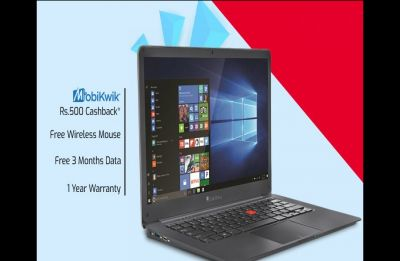 iBall CompBook Netizen with 14-inch FHD IPS multi-touch screen launched in India
