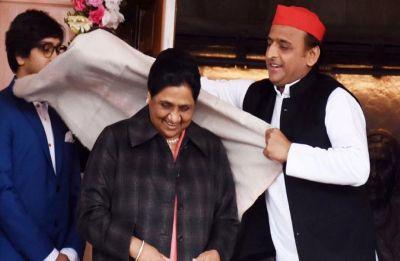 Mahendra Nath Pandey's, BJP Uttar Pradesh chief, 'shawl' remark on Mayawati sparks row