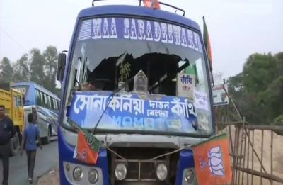 TMC, BJP workers clash after Amit Shah's rally in East Midnapore, situation remains tense