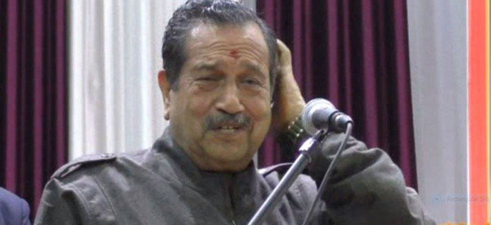Indresh Kumar said Congress, Left parties, communal religious forces, and few judges are responsible for the delay in Ayodhya case hearing. (Image Credit: ANI)