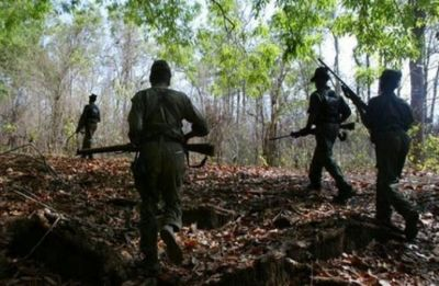 5 Maoists gunned down by security forces in Jharkhand's West Singhbhum