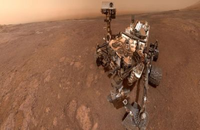 NASA's Curiosity rover clicks last selfie on Mars' Vera Rubin Ridge