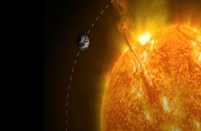 This is what would happen if massive solar storm hit the earth