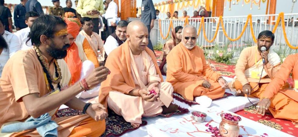 On banks of Sangam, Yogi Adityanath to hold first-ever UP Cabinet meet in Kumbh