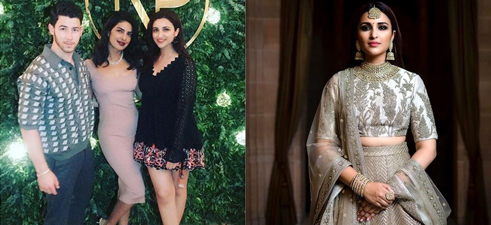 Parineeti Chopra rolled out details about 'Joota Chhupayi Rasam' candidly on Neha Dhupia's talk show.