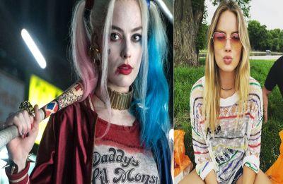 Margot Robbie shares Harley Quinn look from 'Birds of Prey'