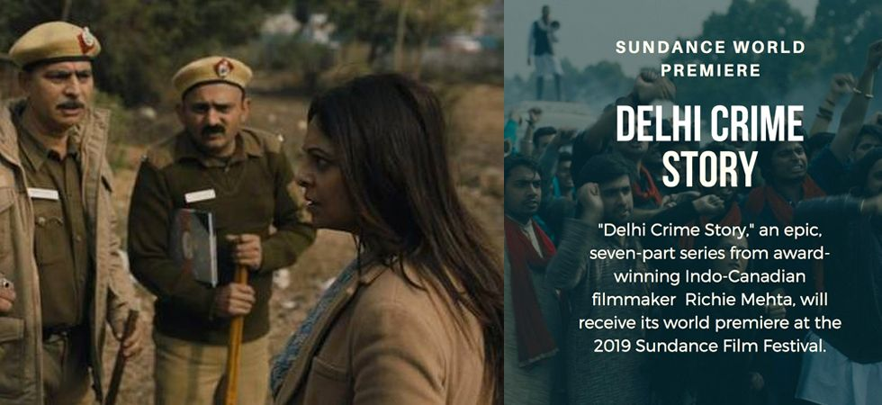 Directed by Richie Mehta, Delhi Crime will stream worldwide on Netflix from 22nd March 2019.