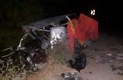 BJP leader among 12 killed in head-on collision between 2 cars at MP's Ujjain, 1 grievously injured