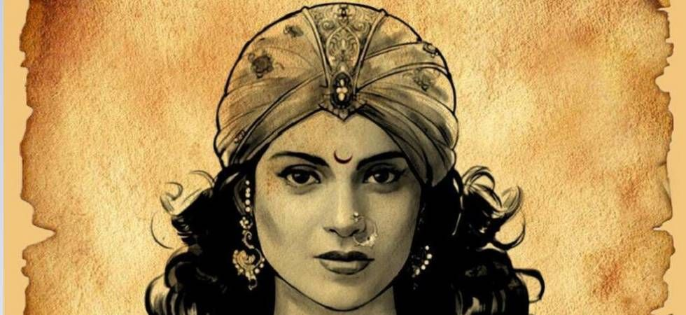 Manikarnika's total collection hitchhikes to Rs 55 crore approximately./ Image: Film poster