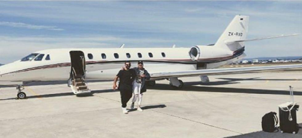 Virat Kohli jets off to holidays with wife Anushka Sharma after ODI series win (Twitter)