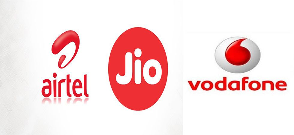 Airtel vs Vodafone vs Reliance Jio (Representational Image)