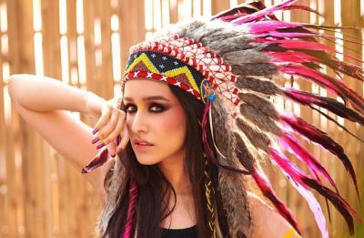 Shraddha Kapoor backfired with 'hate comments' for insensitively sporting the sensitive Native American war bonnet