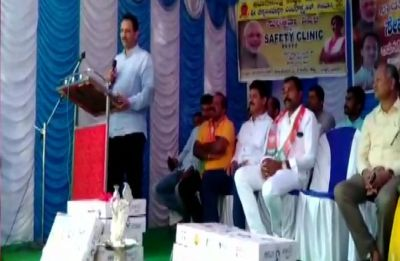 After 'Hindu girl' row, Ananth Kumar Hegde's 'hybrid breed' attack on Rahul Gandhi