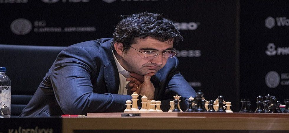 Vladimir Kramnik was the world chess champion from 2000 to 2007 after he beat Garry Kasparov. (Image credit: Twitter)