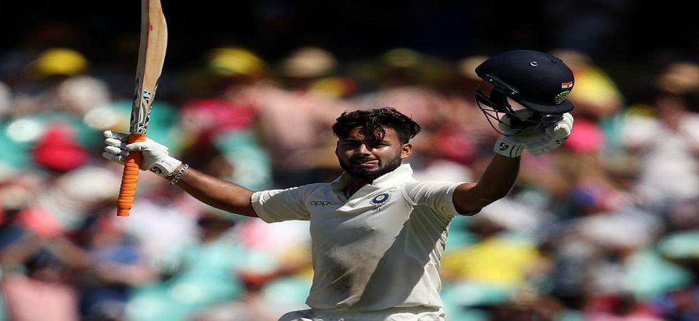 Rishabh Pant slammed an aggressive fifty as India A took a 4-0 lead in the five-match series with a six-wicket win over England Lions in Thiruvananthapuram. (Image credit: ICC Twitter)