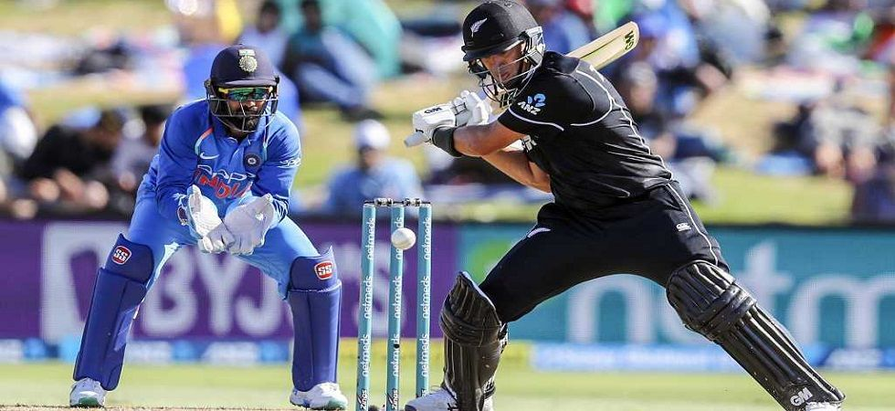 Trent Boult picked up five wickets as New Zealand bowled India out for 92 and the hosts secured a consolation eight-wicket win in Hamilton. (Image credit: Twitter)