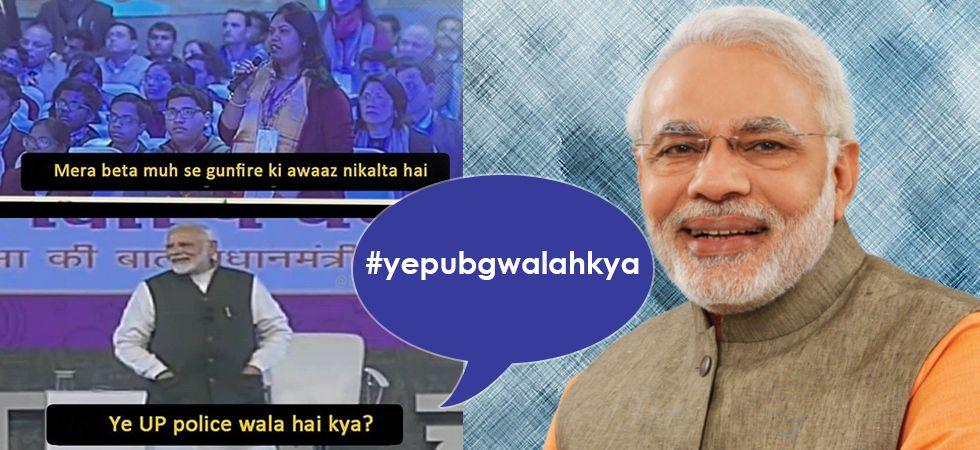 PM Narendra Modi's remark became a meme material for the trolls./ Image: Instagram