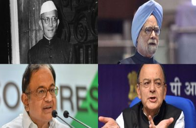 Here's a look at Indian finance ministers who have presented Union Budget