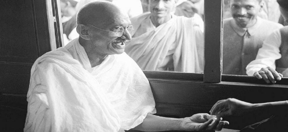 Mahatma Gandhi death anniversary (Photo Source: Twitter)