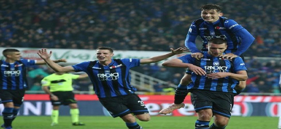 Atalanta defeated Juventus 3-0 as the reigning Serie A champions suffered their first defeat in a domestic competition this season. (Image credit: Twitter)