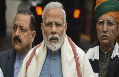 PM Modi urges lawmakers to utilise Parliament's Budget Session for having constructive debates