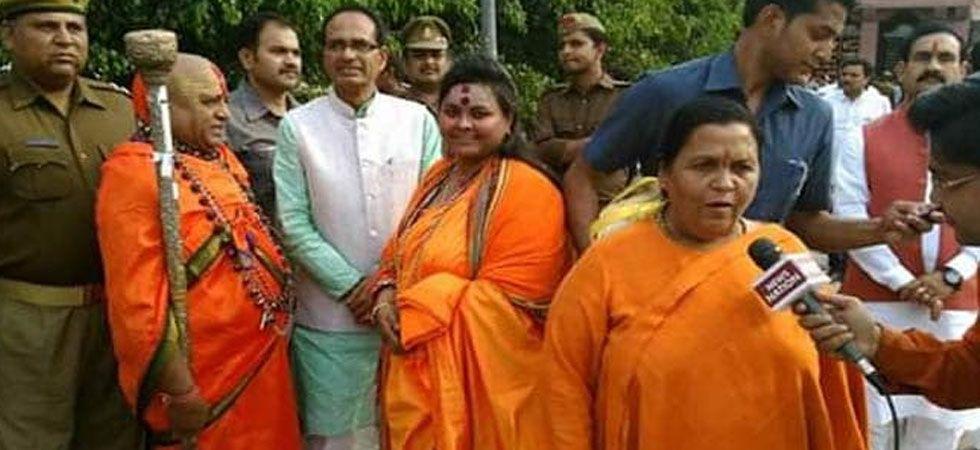 A case has been registered against 13 people, including Hindu Mahsabha leader Pooja Sakun Pandey.