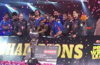 Pro Wrestling League 4: Haryana Hammers beat Punjab Royals to win title