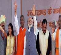 Uttarakhand opinion poll highlights: BJP to get 4 seats with 42 per cent votes in Lok Sabha Elections
