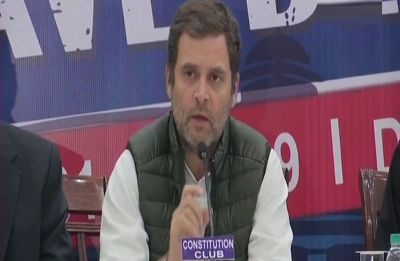 Many people doubt EVMs in India, says Rahul Gandhi after opposition leaders meeting