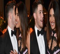 Priyanka Chopra and Nick Jonas make for a STUNNING couple at Winter Gala in Beverley Hills