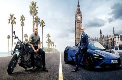 WATCH! Fast and Furious is back! Dwayne Johnson-Jason Statham bulk up against Idris Elba in Hobbs & Shaw trailer