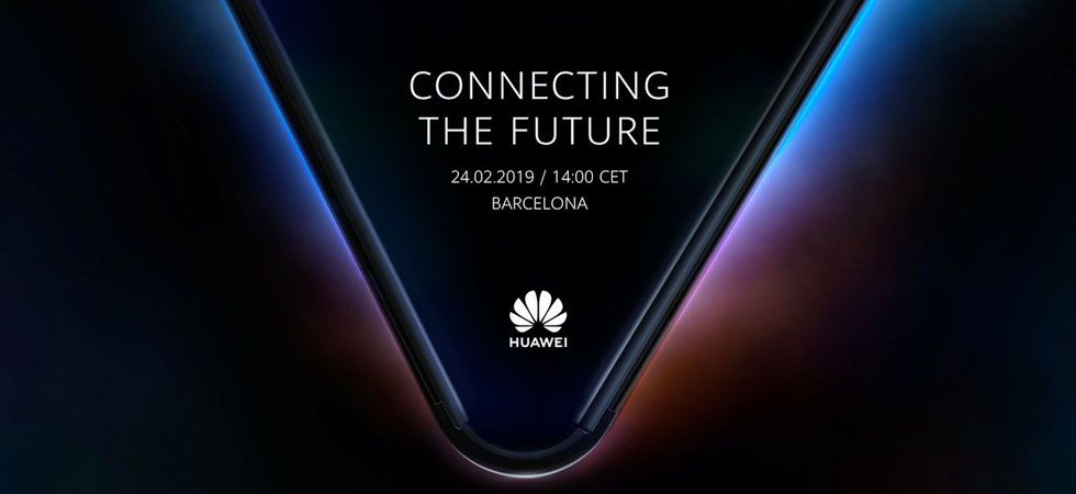Talks about Huawei working on a foldable smartphone had started in the fourth quarter of 2017. (Image Credit: Twitter)