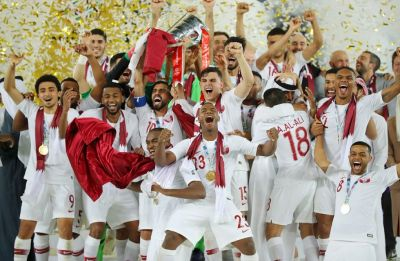 Qatar win AFC Asian Cup football tournament for first time, hand Japan first defeat in final