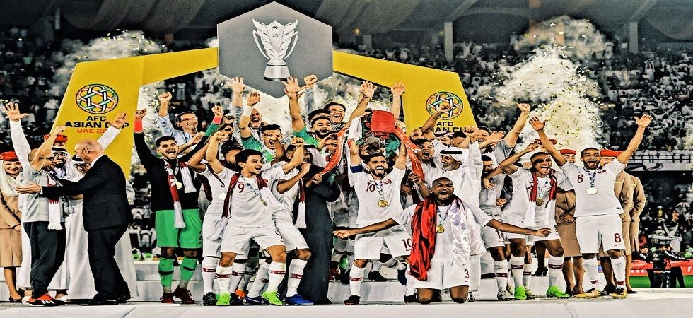 Qatar, ranked 93rd in the world, had to face plenty of odds in winning the AFC Asian Cup 2019 tournament for the first time. (Image credit: Twitter)