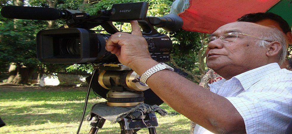 Renowned Manipuri filmmaker Aribam Syam Sharma