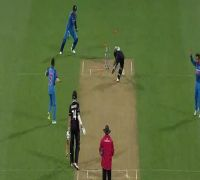 MS Dhoni confirms he is a freak – Effects a brilliant run-out as India win