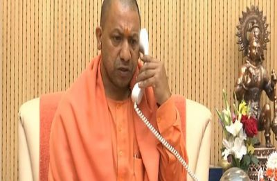 Yogi Adityanath denied permission for rallies by Mamata Banerjee government, addresses via telephone