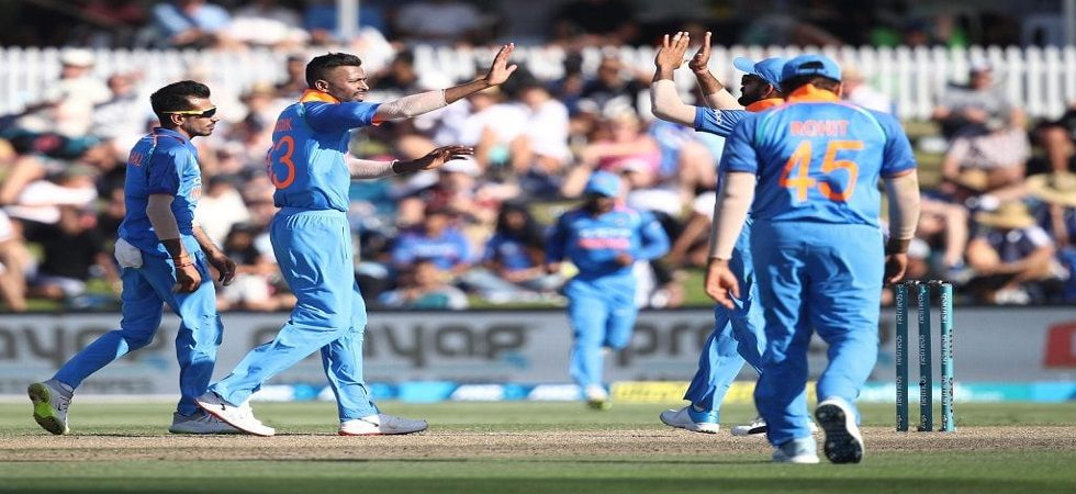 Hardik Pandya earned redemption with a brilliant knock against New Zealand in Wellington after a tough one month. (Image credit: Hardik Pandya Twitter)