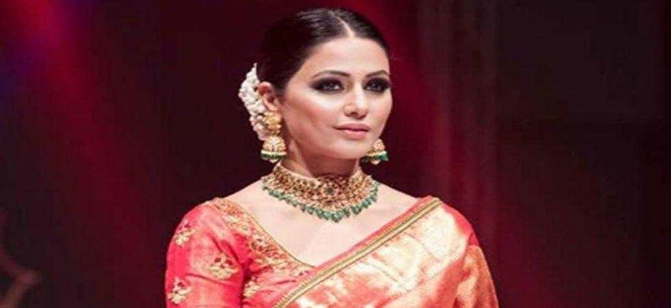 Hina Khan quits Kasautii Zindagii Kay 2 (File Photo)