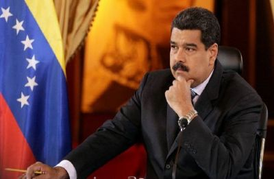 Venezuelan President Nicolas Maduro rejects European ultimatum on elections