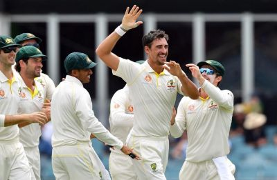 Mitchell Starc takes 10 wickets in Canberra Test, Australia rout Sri Lanka by 366 runs for 2-0 series sweep