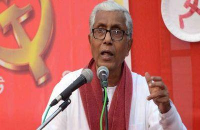 BJP has 'hidden agenda' behind its efforts to pass Citizenship Bill, says Manik Sarkar