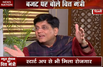 NN Exclusive | Piyush Goyal says Mamata Banerjee scared of CBI investigation, Modi's popularity in Bengal