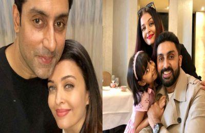 Aishwarya Rai Bachchan's super-romantic birthday post for Abhishek Bachchan is all things love!